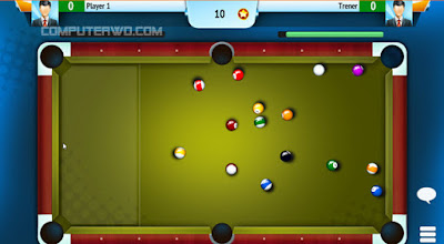 تحميل لعبة Billiard 8 Ball للكمبيوتر مجانية