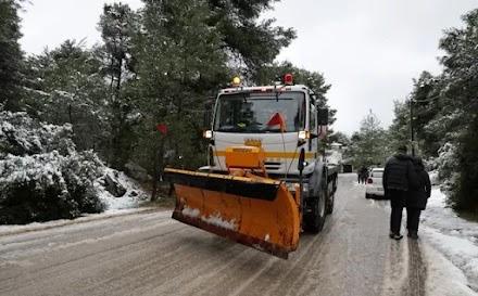 Μήδεια: Ποιοι δρόμοι παραμένουν κλειστοί στην Αττική και σε όλη τη χώρα