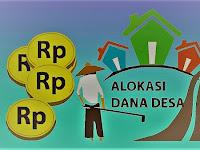 Pengertian ADD (Alokasi Dana Desa), Sumber Dana ADD, Dan Prinsip Pengelolahan ADD - Rambipuji