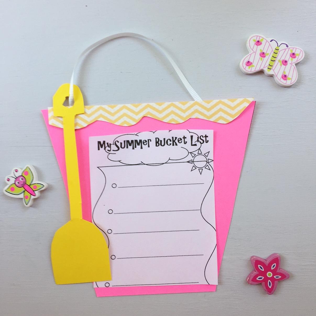 Sweet Magnolia Way Summer Bucket List