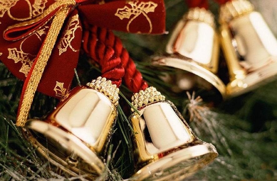 Christmas HD Bell Wallpaper