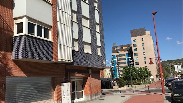 Edificio de las viviendas municipales para alquiler a jóvenes