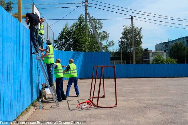 Порядка 4 млн потратят на благоустройство деревни Зубцово Сергиев Посад