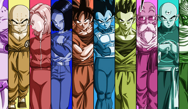 Universe Survival Dragon Ball Super