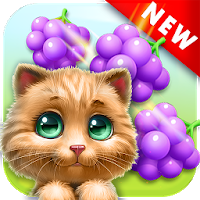 Cat Match Story: Fruit City Apk Game for Android