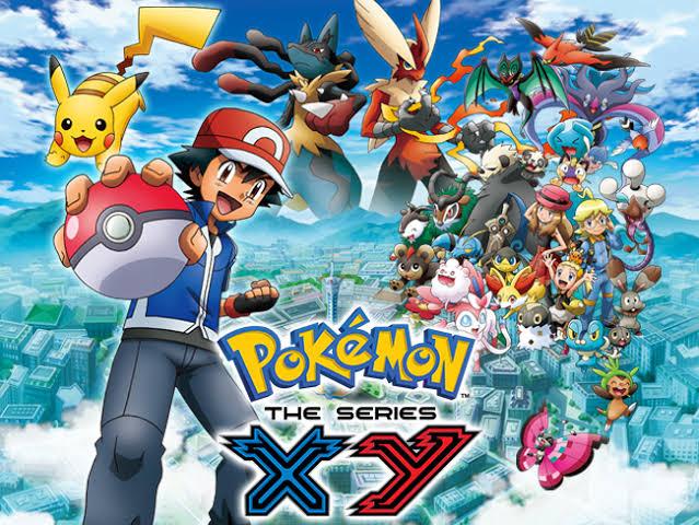 Pokemon The series XY episode 93