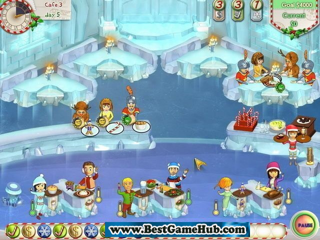 Amelies Cafe Holiday Spirit Game Free Download Full Version