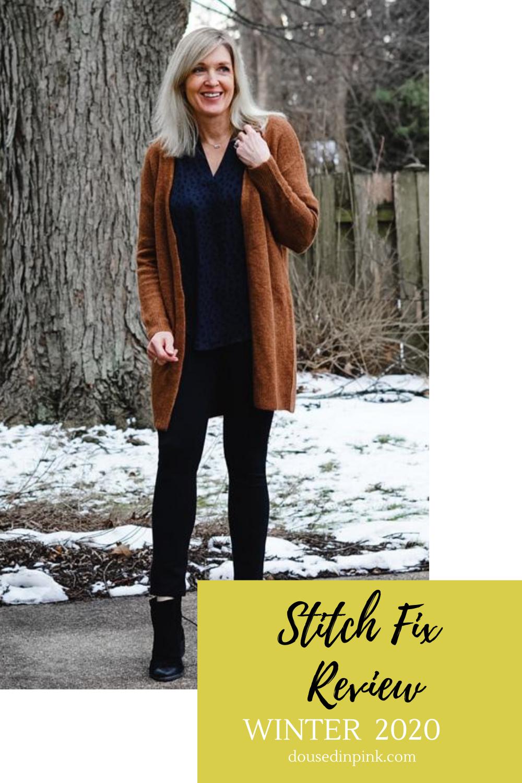 Stitch Fix Review Winter 2020