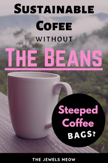 Sustainable coffee ideas when you need a quick caffeine fix