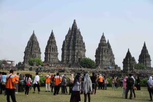Wisata Candi Prambanan klaten Jawa Tengah