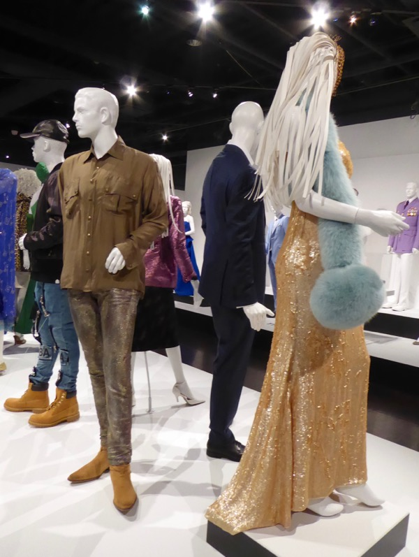 Empire season 2 TV costume exhibit