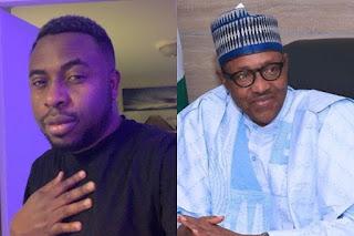 Samklef Composes Diss Song For President Buhari (Video)