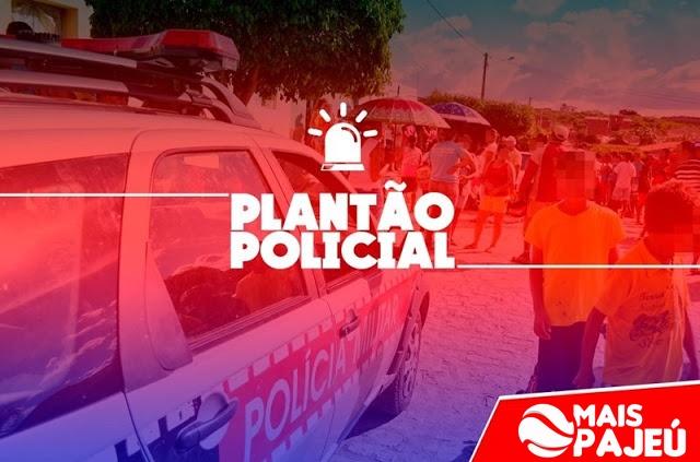 Policial: furto em Serra Talhada e Sertânia e droga no presidio de Arcoverde