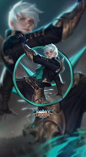 Gusion Moonlight Sonata Heroes Assassin Mage of Skins V1