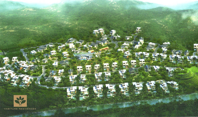 Cluster_Habiture_Residences_Sentul_City_Master_Plan