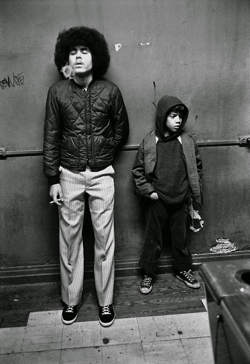 Vintage 80s Fashion Photos: Black And White Photos Of Bronx Boys From The 1970s And