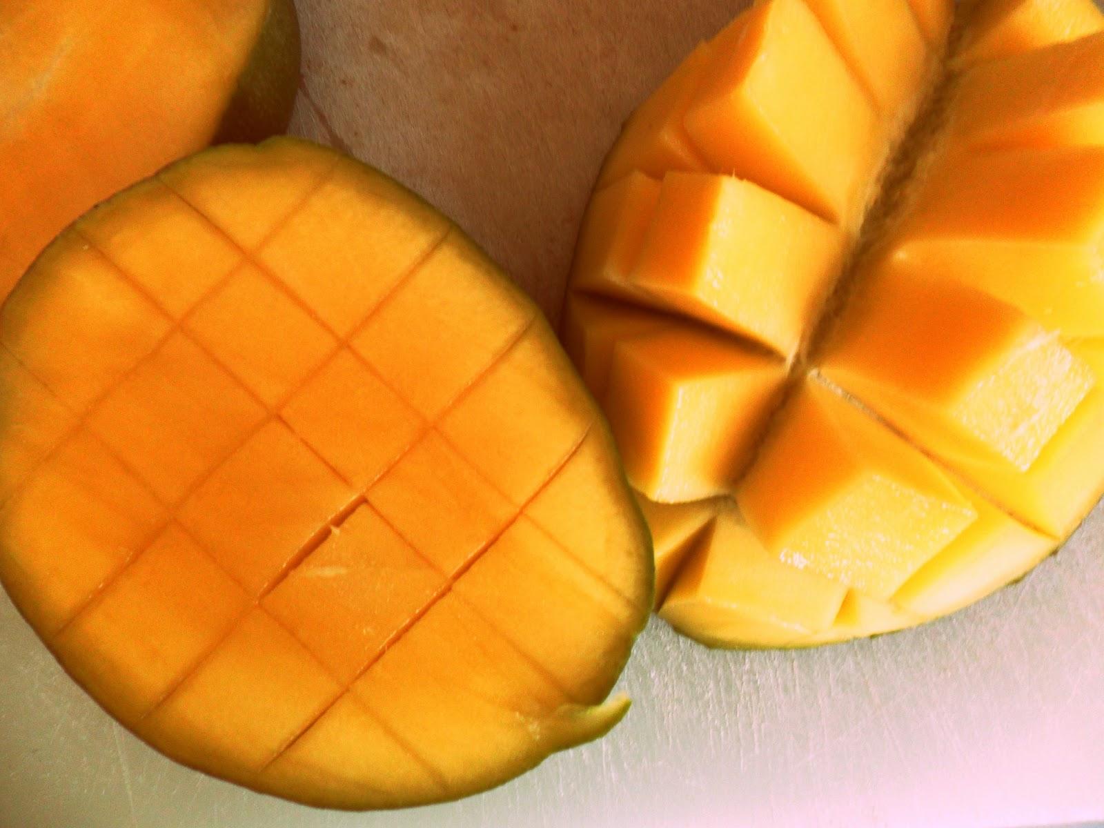 Mangopiirakka