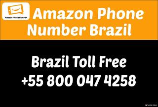 Amazon Help Line Number Brazil