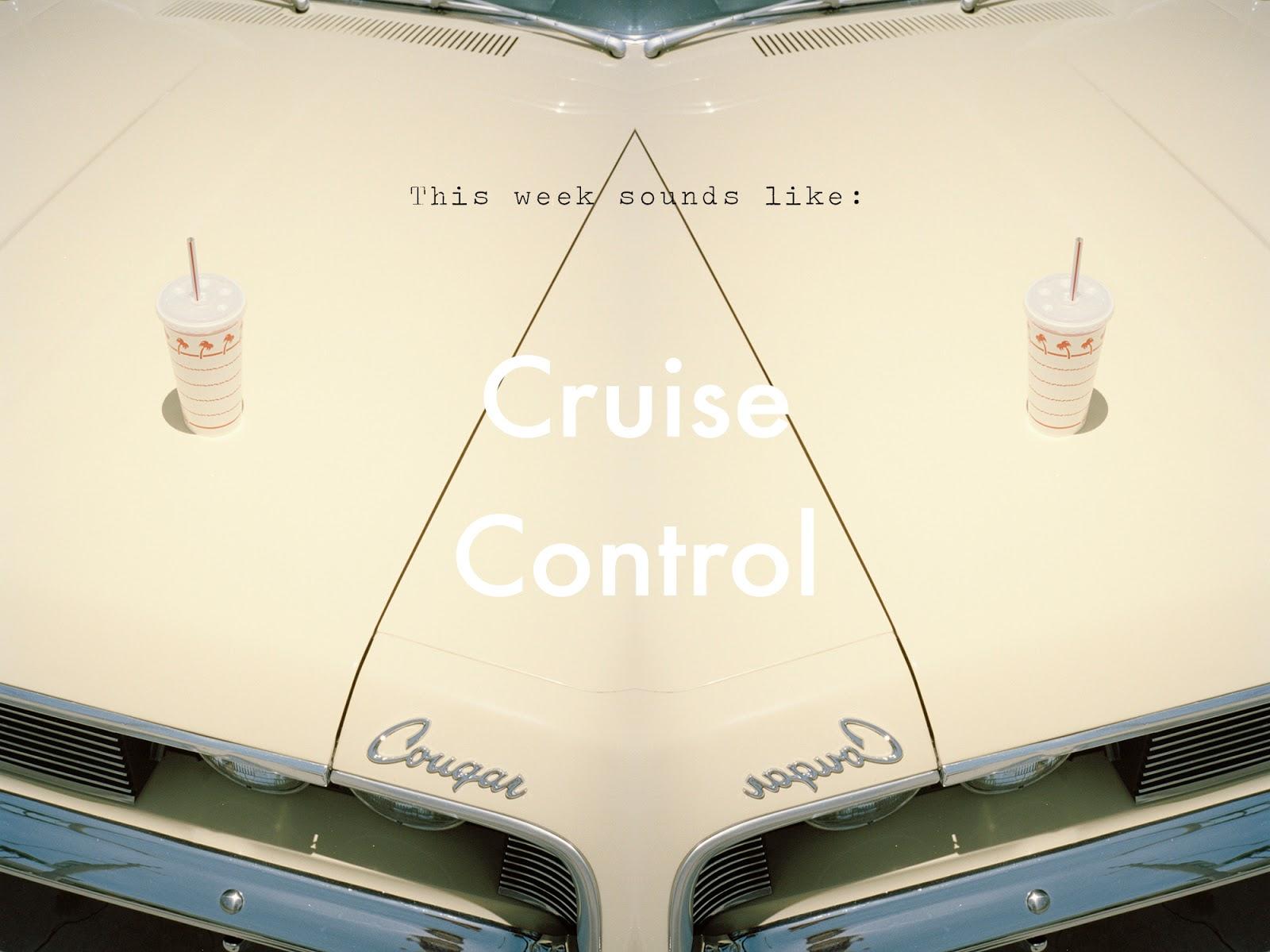 Playlist No. 3 Cruise Control || Monica Moraru photography || Allegory of Vanity