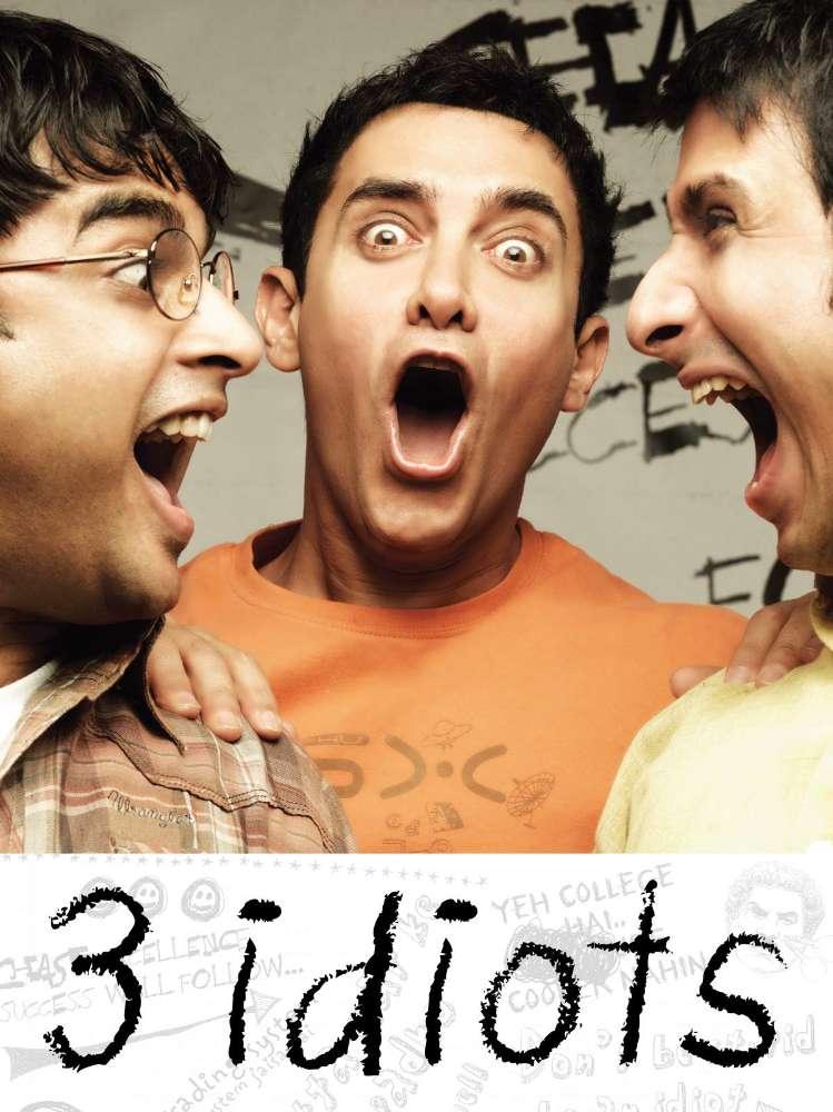 3 Idiots Full Movie Download 480p 300mb   720p 600mb