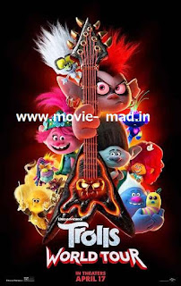 Trolls World Tour (2020) WEB-DL 720p Full English Movie Download in HD