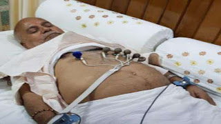 chinmayanand-admitted