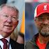 Jurgen Klopp apologises for waking Sir Alex Ferguson up at 3.30am
