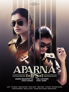 Aparna IPS Malayalam movie, priyamvada krishnan, www.mallurelease.com