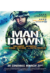 Man Down (2015) BRRip 1080p Latino AC3 2.0 / ingles AC3 5.1