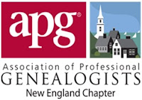 New England Chapter of the Association of Professional Genealogists