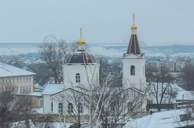 Дубоссарский Кафедральный собор Всех Святых