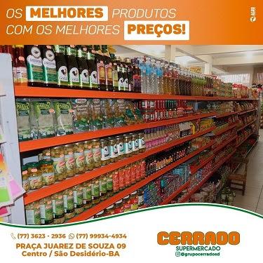 Cerrado Supermercado