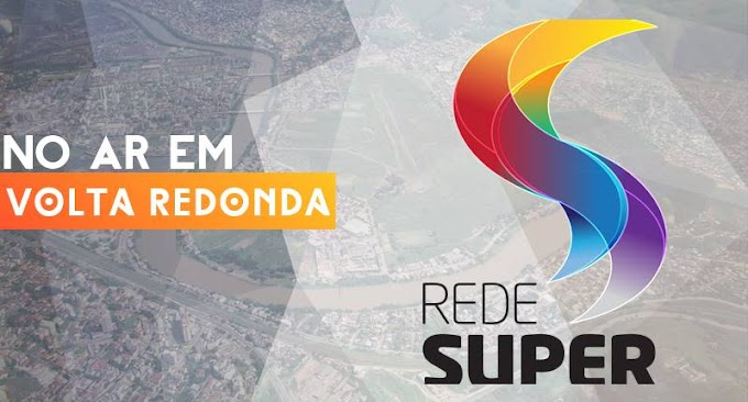 Sinal analógico da Rede Super chega a Volta Redonda