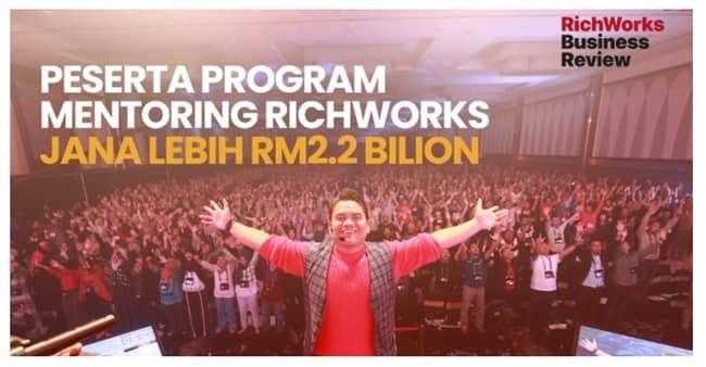 program bangkit richworks