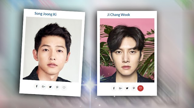 The History of The Rromantic Actor Song Joong Ki and Ji Chang Wook | Review in 2021