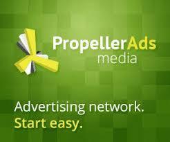 Cara daftar Propeller ads