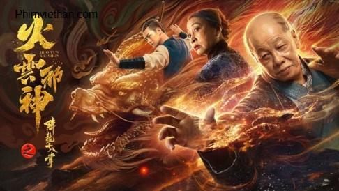 Phim giáng long đại sư poster