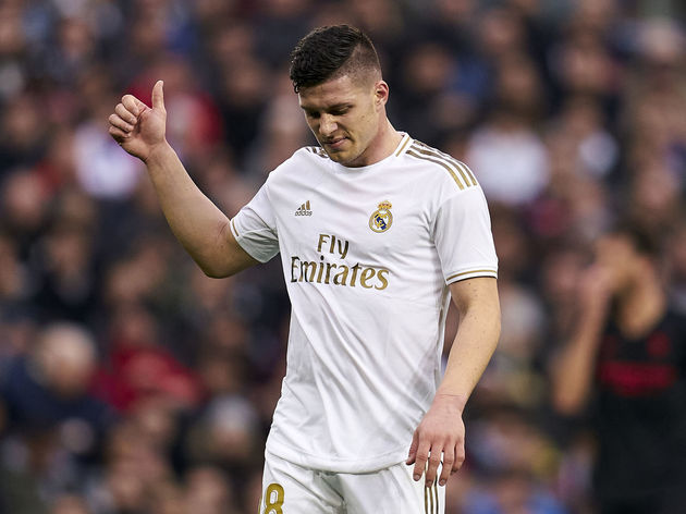 I asked myself what has gone wrong after watching past videos - Luka Jovic