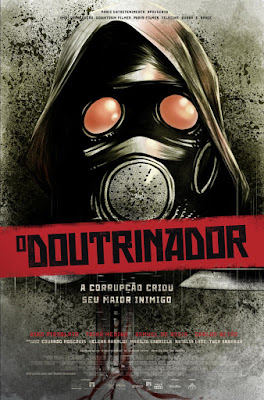 O Doutrinador - cartaz Ig Guará Barros - Divulgação