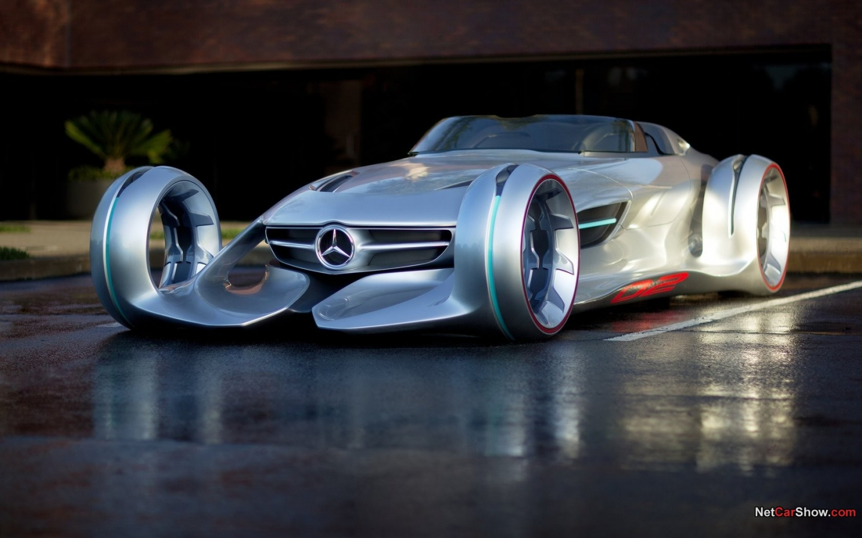 "Mercedes Benz Silver Lightning Price >> LINKAMIGRATIS: 15 Sfondi Desktop ""Mercedes"" 1440x900"