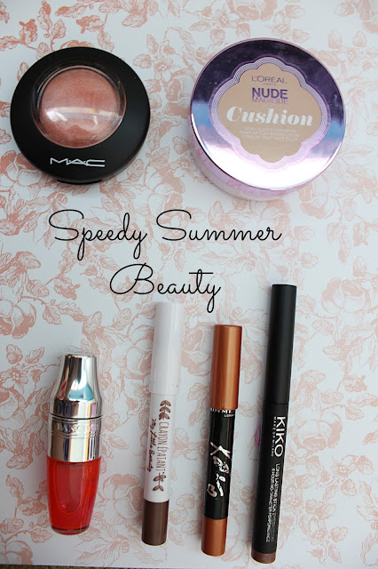 Speedy Summer Beauty