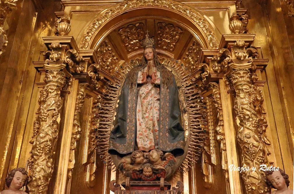 Colegiata de San Luis, Villagarcía de Campos