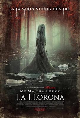 Xem Phim Mẹ Ma Than Khóc - The Curse of La Llorona