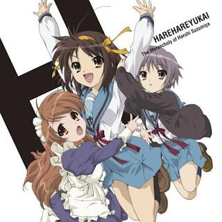 Hare Hare Yukai by Aya Hirano, Minori Chihara, and Yuuko Gotou [LaguAnime.XYZ]