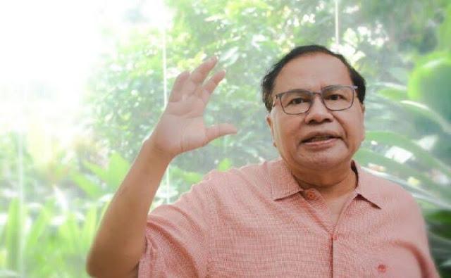 Rizal Ramli: Di Negara Mana, Menyelesaikan Masalah dengan Ganti Istilah?