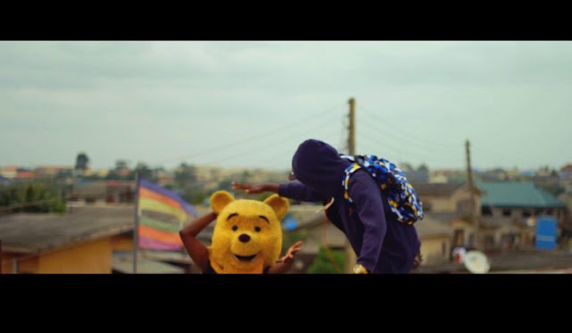 Video: Timi Blaze – Fix Up the Game