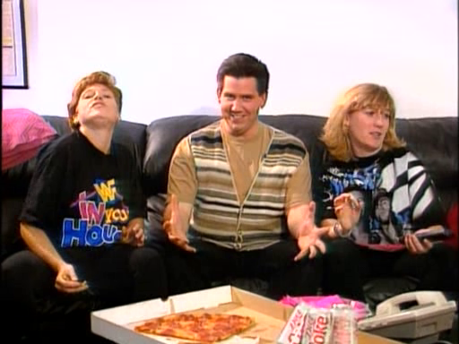 WWF / WWE - In Your House 4 - Great White North - Todd Pettengill and his bitches