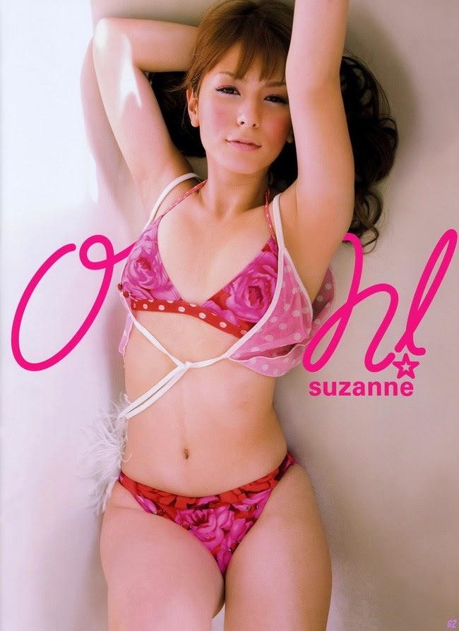 [Photobook] Suzanne スザンヌ & Oh! Suzanne Oh!スザンヌ (2008-03-20) 2707