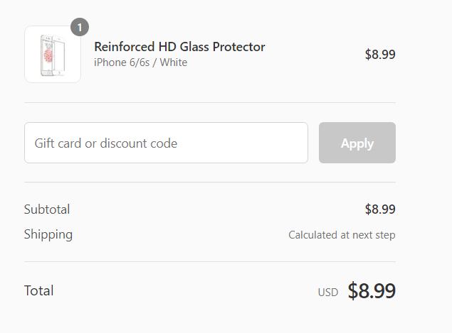 【Slick Case保護殼】折扣碼/折價券/discount code 8/11更新