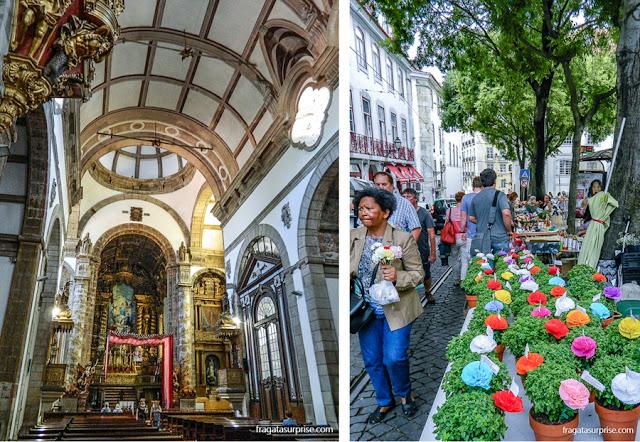 Festas juninas em Portugal: Santo Antônio em Lisboa e São Gonçalo, em Amarante